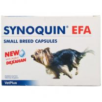 Synoquin EFA Small Breed Dog - 90 Capsules