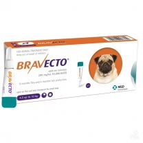 Bravecto Spot-On for Small Dogs