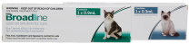 Broadline Spot-On Medium/Large Cat - 3 Pack