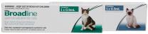 Broadline Spot-On Medium/Large Cat -  6 Pack