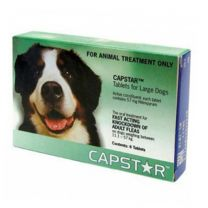 Capstar Tablets for Medium & Large Dogs - 57mg