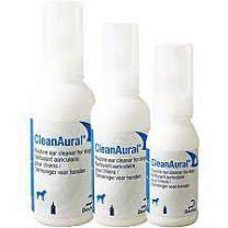 CleanAural Dog Ear Cleaner - 250 ml