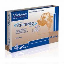EffiPro Spot-On XL Dog - 4 Pack