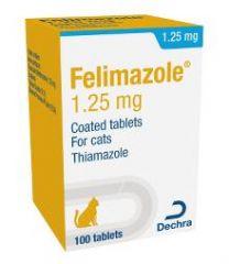 Felimazole Tablets - 1.25mg