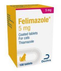 Felimazole Tablets - 5mg