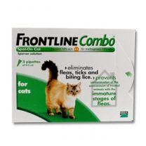 Frontline Combo Cat - 3 Pack