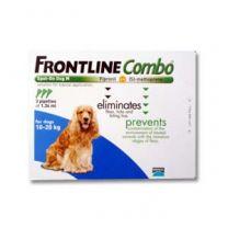 Frontline Combo Medium Dog - 3 Pack