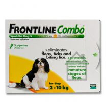 Frontline Combo Small Dog - 3 Pack