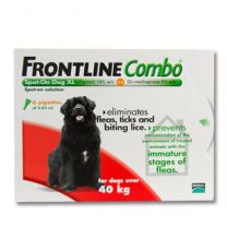 Frontline Combo XL Dog - 6 Pack