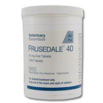 Frusedale Tablets - 40mg