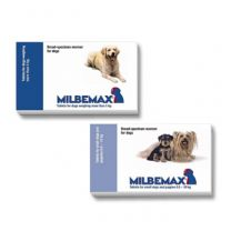 Milbemax Tablets for Small Dogs and Puppies