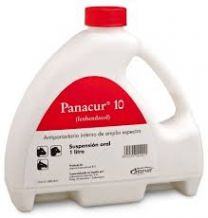 Panacur 10% Cattle, Sheep & Horse Wormer - 2lt