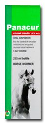 Panacur Equine Guard - Apple & Cinnamon