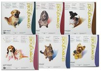 Stronghold for Toy Dogs - 3 Pack