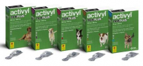Activyl Tick Plus Toy Dog