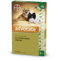 Advocate Small Dog - 3 Pack