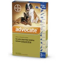 Advocate Extra Large Dog - 3 Pack