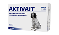 Aktivait Capsules for Medium/Large Dogs