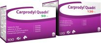 Carprodyl Quadri Tablets - 50mg