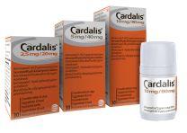 Cardalis Tablets - 2.5mg/20mg