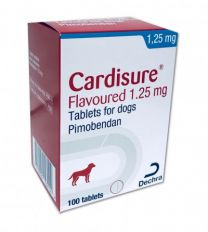 Cardisure Tablets - 1.25mg
