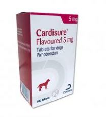 Cardisure Tablets - 5mg