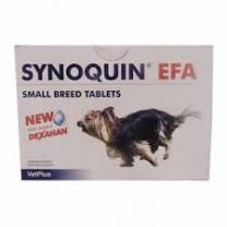 Synoquin EFA Small Breed Dog - 90 Tablets