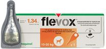 Flevox Medium Dog - 3 Pack