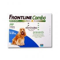 Frontline Combo Medium Dog - 3 Pack
