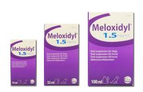 Meloxidyl Oral Suspension for Dogs - 10ml