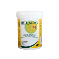 Nutradyl for Dogs - 100 Tablets