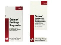 Otomax Ear Drops - 34ml