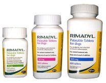 Rimadyl Palatable Tablets - 100mg