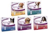 Vectra 3D Dog - 1.5 - 4kg