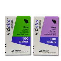 Vidalta Tablets for Cats - 10mg